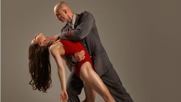 RWB principal dancer Amanda Green and RWB soloist Alexander Gamayunov as Offred and the Commander.