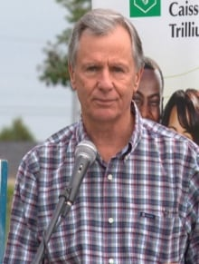 Clarence-Rockland mayor Marcel Guibord