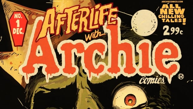 Afterlife With Archie will debut Wednesday and depict the Archie gang enveloped in apanoply of incantations, elder gods, the undead and zombies.