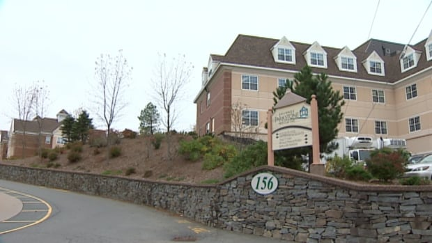 The death of a 91-year-old resident from a fall after an altercation with another woman happened at Evan Hall in Halifax. Evan Hall, which houses residents with some form of dementia, is part of a large complex of seniors' housing.