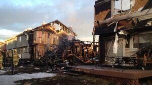 Auburn Bay fire