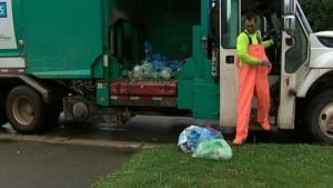 Garbage fines possible