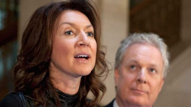 Documents unsealed in court today suggest that Jean Charest's ex-deputy premier Nathalie Normandeau went against the advice of bureaucrats to help engineering firm Roche obtain an $11-million contract.