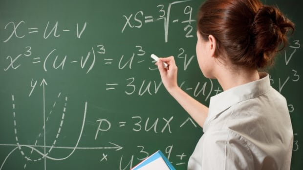 Canadian students are losing ground in both math and science versus their international peers, according to a study from the Organisation for Economic Co-operation and Development.