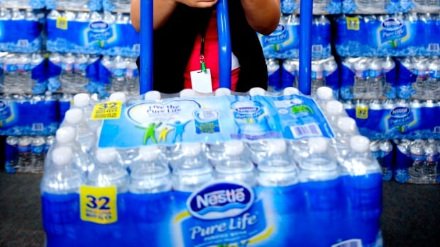 The province is giving in to public pressure and will reconsider how much companies such as Nestlé are charged to access B.C. water.