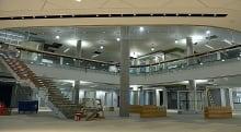Inside the new CSEC headquarters