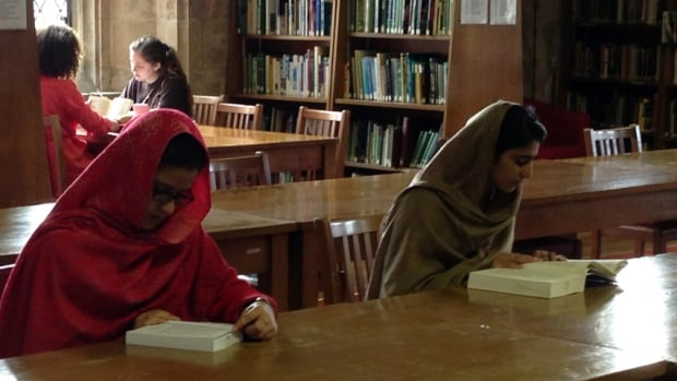 hi-Kainat Riaz-Shazia-Ramzan-library