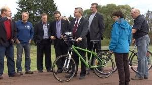 Confederation Trail funding