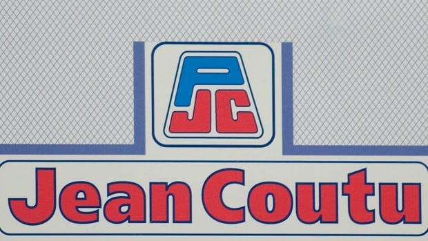 The Jean Coutu Group reported a strong increase in its second-quarter profits on Wednesday largely thanks to the pharmacy retailer's sale of its stake in the U.S. drugstore chain Rite Aid earlier this year.