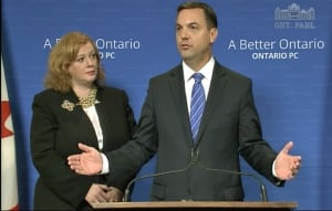 Ontario PC Leader Tim Hudak wants gas plant inquiry