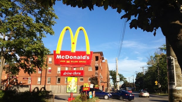The Golden Arches at Hamilton's Delta location go back to a time when every burger got counted for the world to see.