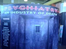 Anti-psychiatry exhibit in Ottawa