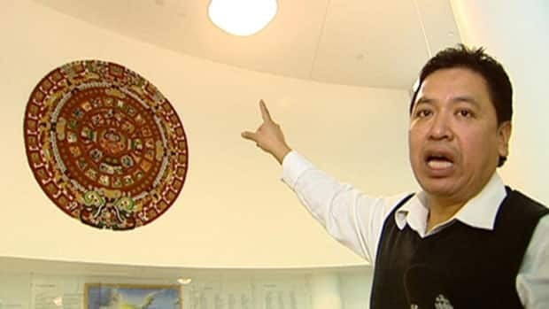 Leonzo Barreno says the end of the current Mayan calendar leads to the beginning of a new time cycle.