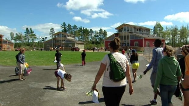 The Nova Scotia government has purchased a parcel of woodland next to Brigadoon Village, a camp for children living with chronic illnesses and other special needs.