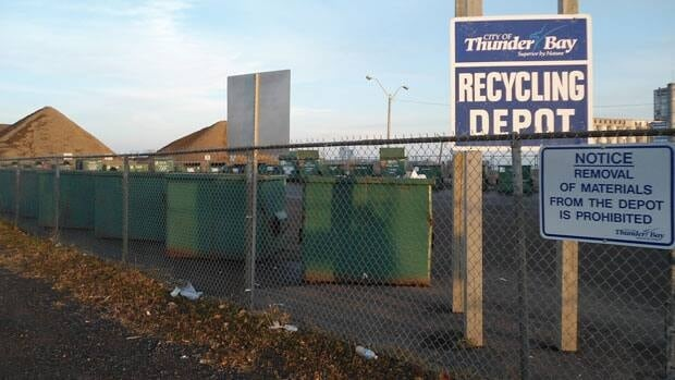 Thunder Bay city council hopes a new waste management strategy will encourage more businesses to get on board with recycling.