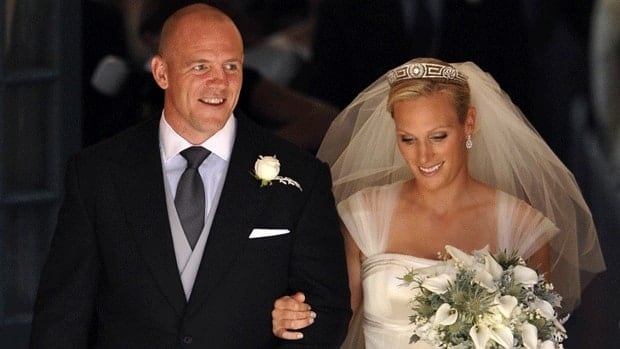 Zara Phillips, a world-class equestrian, and her husband, England rugby captain Mike Tindall, are postponing their honeymoon until they compete in their respective sport events.
