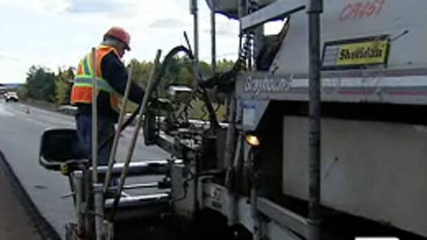 The Nova Scotia government has awarded three tenders to the highest bidder as it buys paving equipment.