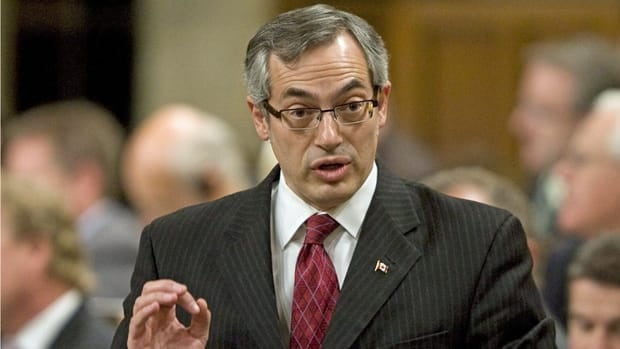 Tony Clement, shown in November, had already announced consultations on foreign ownership while serving as industry minister in the last government.