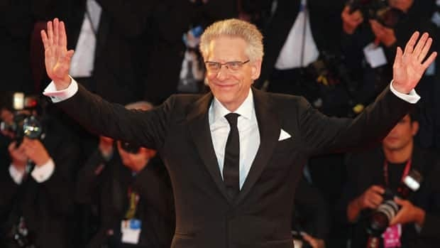 Director David Cronenberg is the first Canadian to receive the BFI honour.