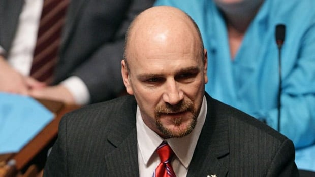 Blair Lekstrom was first elected to the Legislature in 2001 to represent Peace River South and rose to become the Energy Minister under Gordon Campbell before resigning over the HST.