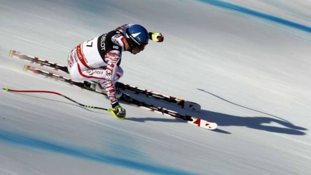 Benjamin Raich hopes to compete in the season-opening giant slalom race on Oct. 23 at Garmisch-Partenkirchen, where he crashed at last winter's world championships.