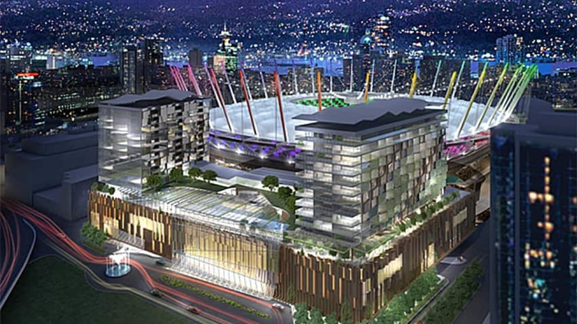 New Vancouver Casino Downtown