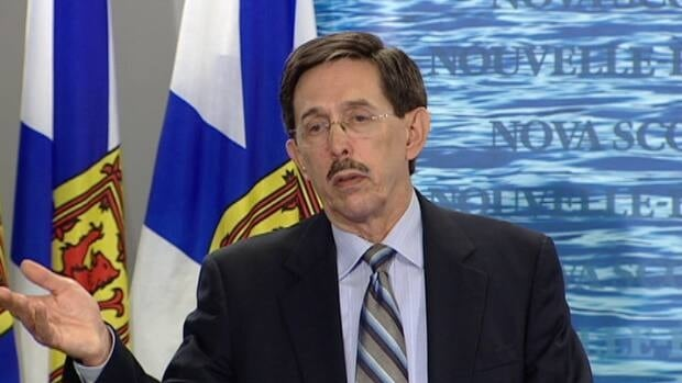 Nova Scotia's Auditor General Jacques Lapointe said the oil industry refused to give him documents.