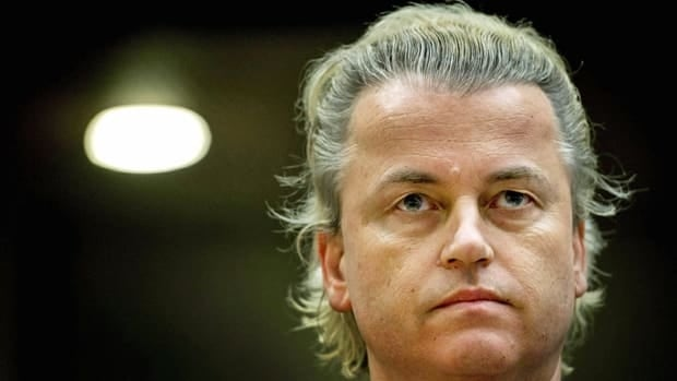 Dutch anti-Islam politician Geert Wilders is due to speak Tuesday night at Ottawa's National Arts Centre. He is on trial in the Netherlands for hate speech, after comparing Islam to fascism and calling for a ban on the Qur'an.
