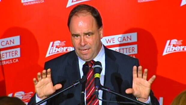 Kevin Aylward, who became Liberal leader in August and led the party to six seats in October's election, will step down as soon as the party picks a replacement.