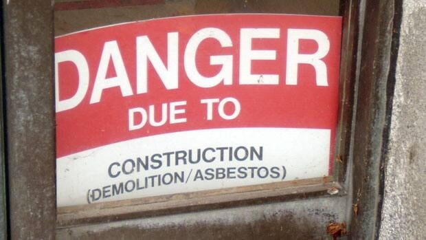 Asbestos removal is a big part of repairs to federally owned buildings in Ottawa.