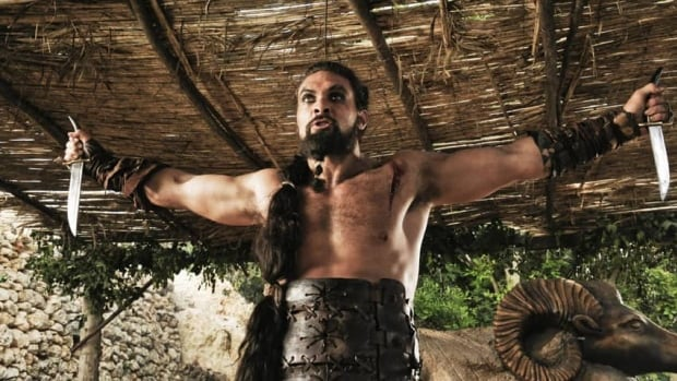 The Dothraki language was expanded from the few words and phrases that appear in the book series A Song of Ice and Fire, which the hit HBO show Game of Thrones is based on.