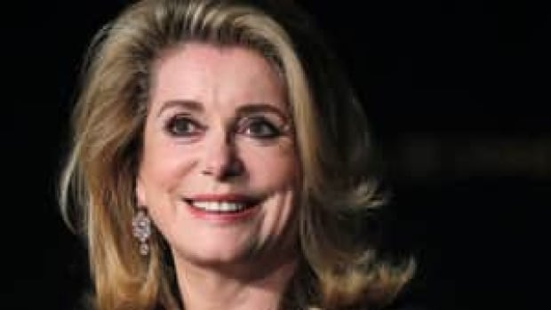 Actress Catherine Deneuve, shown May 21 in Cannes, France, will be at the Montreal World Film Festival.