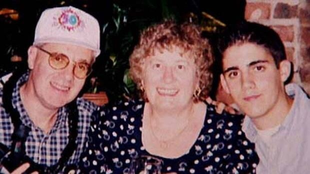 Michael Egan, Christine Egan and Michael's son Jonathan. Michael and Christine were killed when terrorists attacked the Twin Towers of New York's World Trade Center on Sept. 11, 2001.