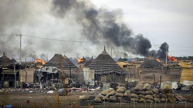 Ethnic Cleansing In Sudan 85