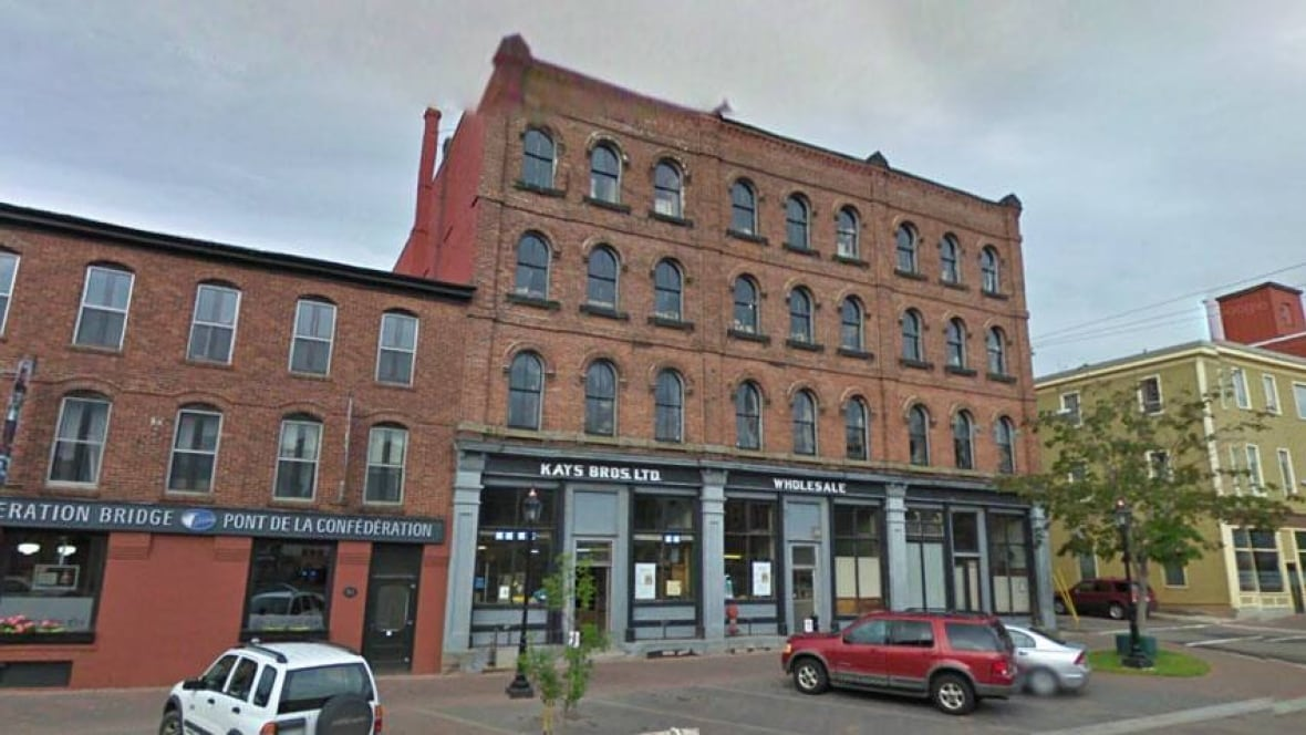 Historic p e i building on endangered list prince for Pei home builders