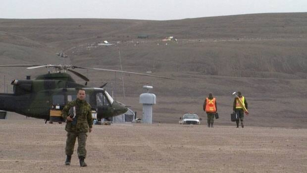 First Air Chief Scott Bateman said the crash near Resolute Bay emphasizes the need for a northern search and rescue service.