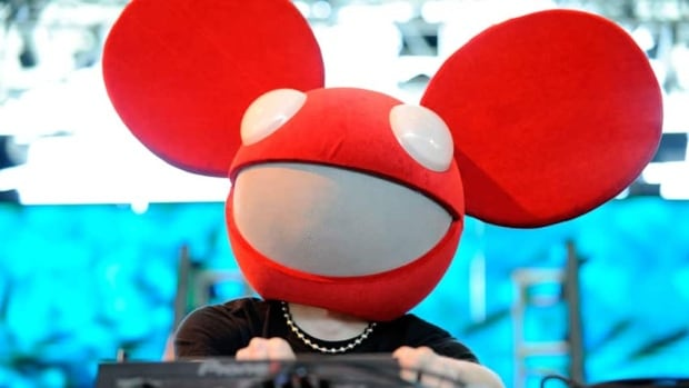DJ Joel Zimmerman, also known as Deadmau5, is being sued by Disney for trademark infringement, claiming his costume too closely resembles Mickey Mouse.