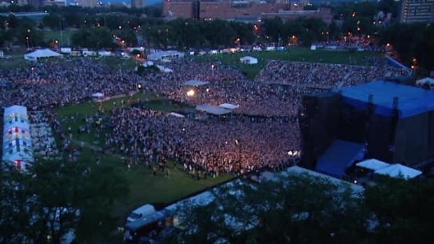 Auditor General Larry Munroe released a report into a spending scandal regarding concerts on the Halifax Common.