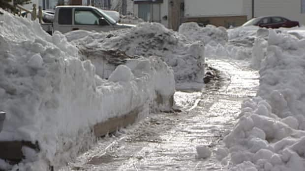 Residents of St. John's have often complained about the state of city sidewalks during the winter months.