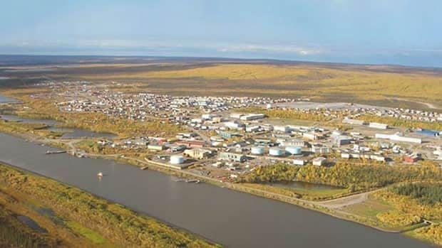 The town of Inuvik, N.W.T., will have to switch to using mostly diesel because its natural gas supply is quickly dwindling.