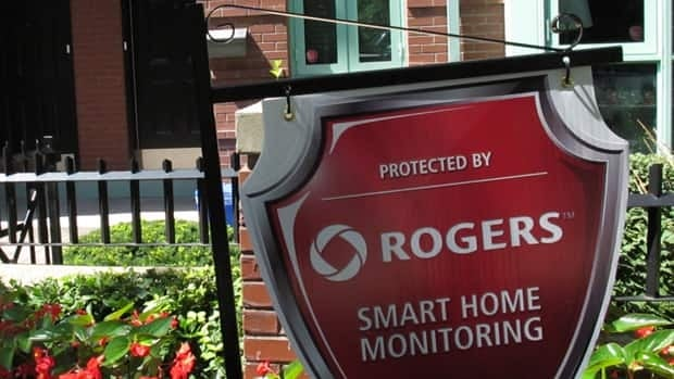 The Rogers system can be programmed to arm security, turn off lights, automatically shut off small appliances and adjust the thermostat in a single step when the homeowner leaves home.