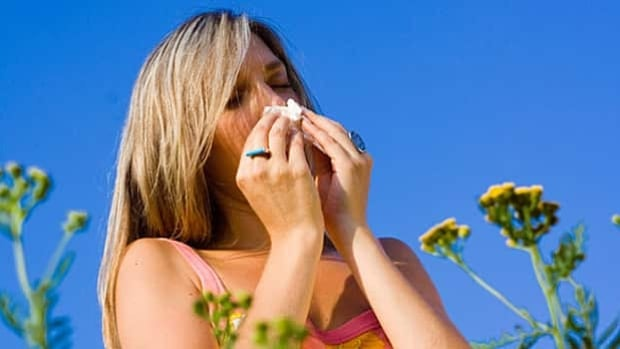 Ragweed causes hay fever and asthma among people who are allergic to it.