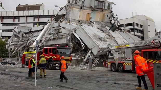 The reponse to the devastating earthquake that hit Christchurch, N.Z., in February has provided a lesson to the City of Vancouver.