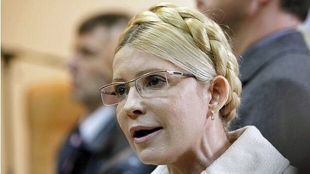 Prime Minister Stephen Harper has reinforced Canada's opposition to the prison sentence given to former Ukrainian prime minister Yulia Tymoshenko. She was found guilty of abuse of office and sentenced to seven years in jail.