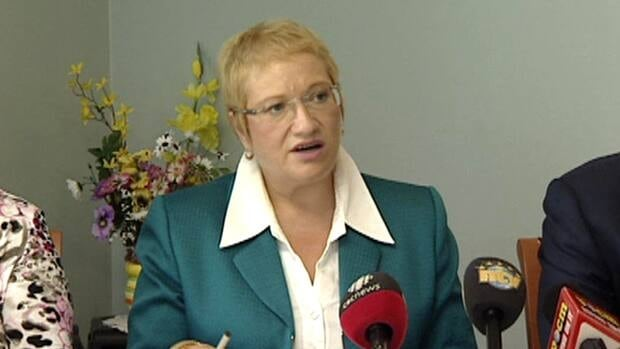Liberal Leader Yvonne Jones announced a new policy Monday on seniors and aging.