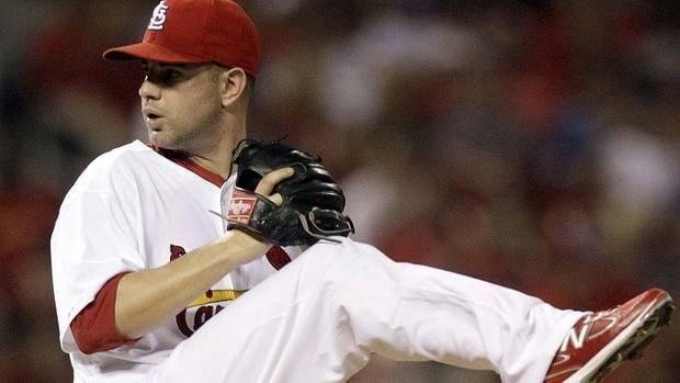 Cardinals reliever Marc Rzepczynski entered Game 1 of the World Series with runners on first and second base with one out in the seventh, and promptly struck out pinch-hitters Craig Gentry and Esteban German on seven pitches.