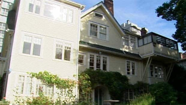 The Legg Mansion in Vancouver's West End faces controversial demolition.