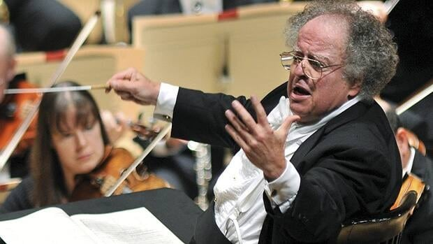 Celebrated conductor James Levine, seen in 2010, has resigned as music director of the Boston Symphony Orchestra citing ill health.