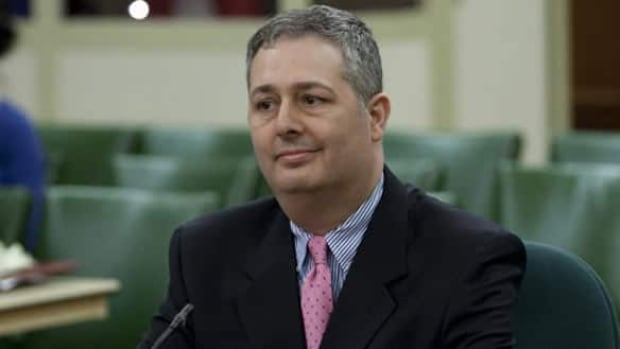 Guy Giorno, a former chief of staff to Prime Minister Stephen Harper, said New Brunswick's proposed lobbyist registry bill would be the weakest in Canada. (Canadian Press)