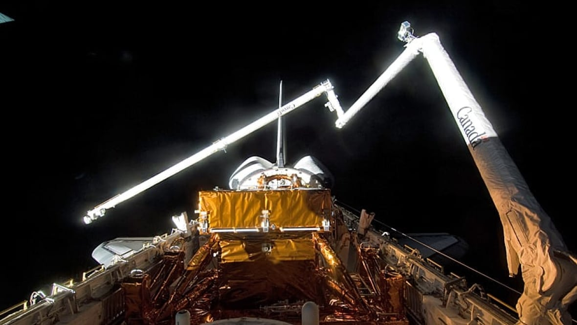 Canada may fall behind in space business: group ...